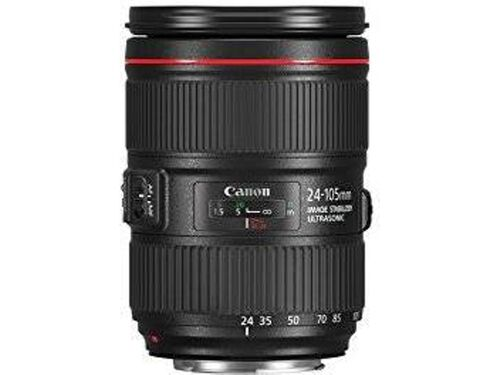 OBJECTIVA PARA REFLEX CANON EF 24-105MM F4L IS II USM 1380C005AA image number 3