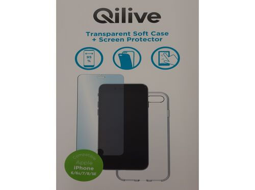 BUNDLE QILIVE IPHONE 6/6S/7/8/SE 600039416 image number 0