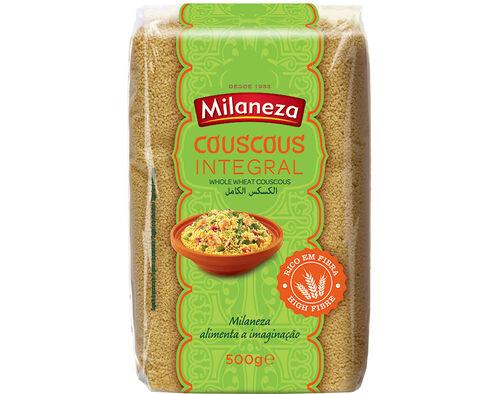 COUSCOUS INTEGRAL MILANEZA MASSAS 500 G image number 0