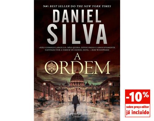 LIVRO A ORDEM DE DANIEL SILVA image number 0