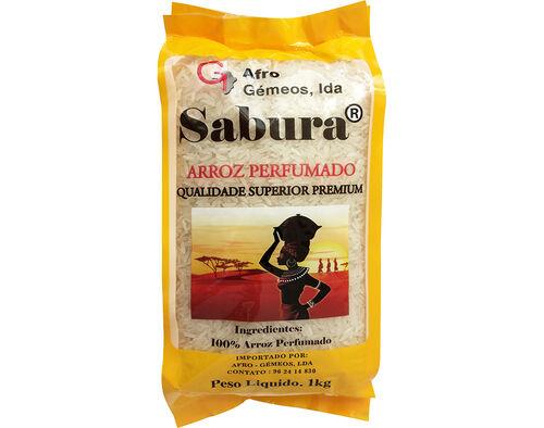 ARROZ SABURA PERFUMADO 1KG image number 0