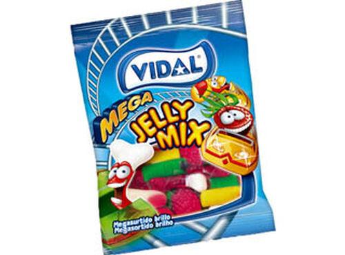 GOMAS MEGA SORTIDO VIDAL LIGHT S/ GLUTEN 100 G image number 0