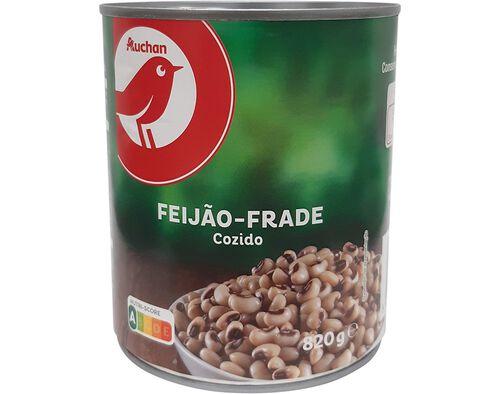 FEIJÃO FRADE AUCHAN COZIDO 820 G image number 0