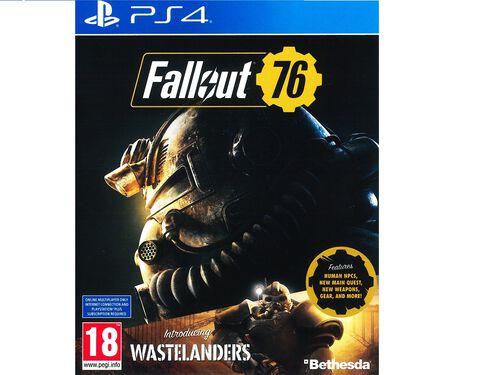 JOGO PS4 FALLOUT 76 - WASTELAN image number 0