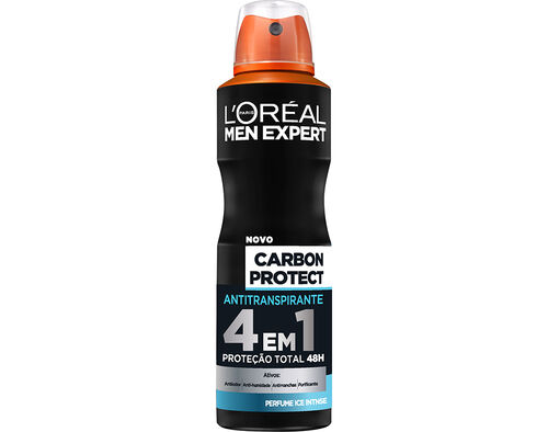 DEO - SPRAY MEN EXPERT CARBON ICE 150 ML image number 0