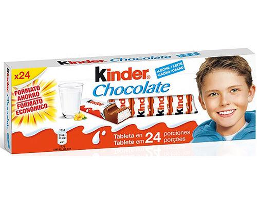 CHOCOLATE KINDER T24 300G image number 0