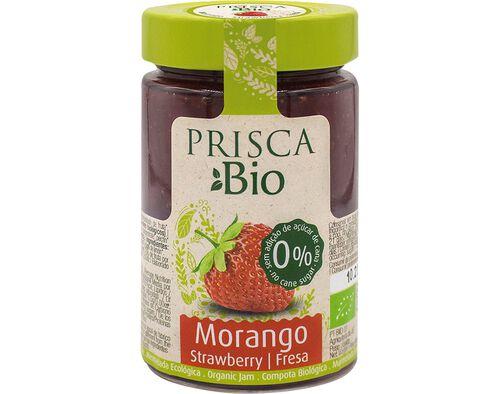 DOCE S/AÇÚCAR PRISCA MORANGO BIO 240G image number 0