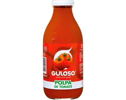 POLPA GULOSO TOMATE 500G image number 0
