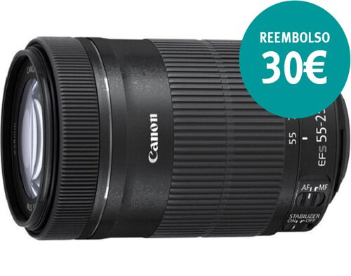 OBJECTIVA CANON EF-S 55-250 IS STM 8546B005AA image number 1