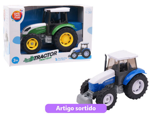 TRACTOR ONE TWO FUN 1:32 image number 0