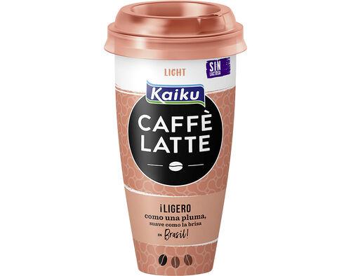 CAFFE LATTE KAIKU SEM LACTOSE LIGHT 230ML image number 0