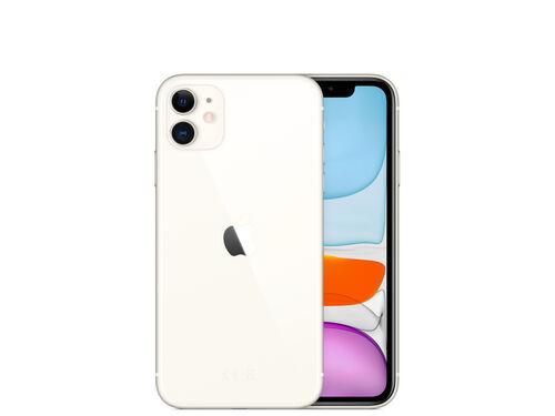 IPHONE 11 APPLE 128GB BRANCO MHDJ3QL/A image number 0