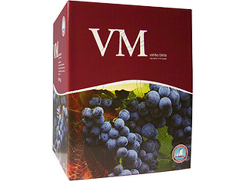 VINHO VM TINTO 5L image number 0