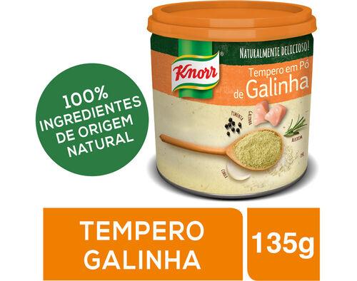 TEMPERO KNORR 100% GALINHA 135G image number 0