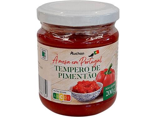 TEMPERO AUCHAN DE PIMENTÃO 200G image number 0