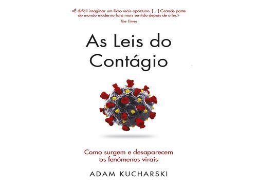 LIVRO AS LEIS DO CONTÁGIO image number 0
