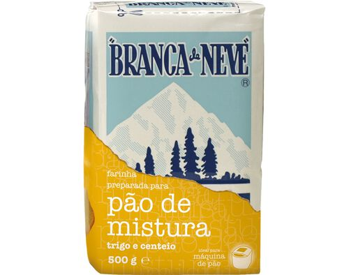 FARINHA BRANCA DE NEVE PREP.P/ PAO DE MISTURA 500G image number 0