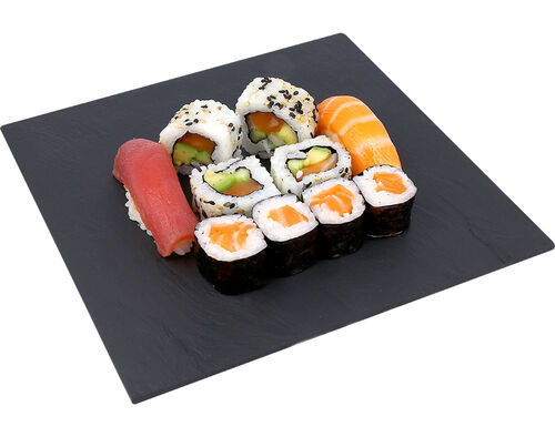 SUSHI GOURMET SNACK ROLL MISTO 10UN image number 0
