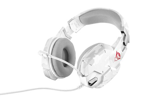 AUSCULTADORES GAMING TRUST SNOW GXT 322 DYNAMIC image number 0