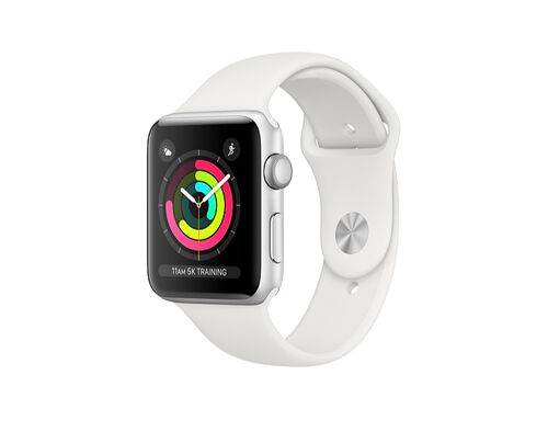 APPLE S3 SILVER 42MM MTF22QL/A image number 0