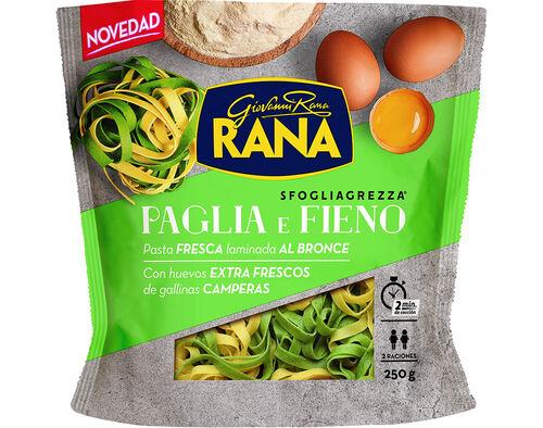 MASSA GIOVANNI RANA TAGLIATELLE PAGLIA E FIENO 250G image number 0