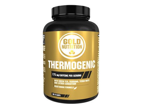 SUPLEMENTO GOLDNUTRITION TERMOGÉNICO 60 VCAPS image number 0