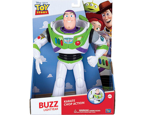 FIGURA GRANDE TOY STORY BUZZ LIGHTYEAR image number 0