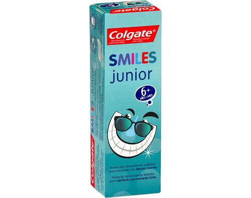 PASTA DENTÍFRICA COLGATE SMILES KIDS 6-9 ANOS 50ML image number 0