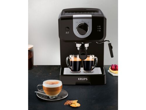 MAQUINA CAFE EXPRESSO KRUPS XP320810 MANUAL STEAM PU.OPIO image number 3