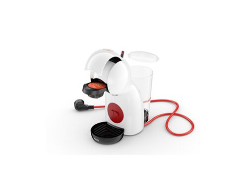 MAQUINA CAFE DOLCE GUSTO KRUPS PICCOLO XS BRANCA KP1A01P0 image number 1