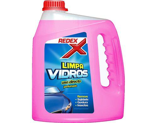 LIMPA VIDROS REDEX ROSA 2 LT image number 0
