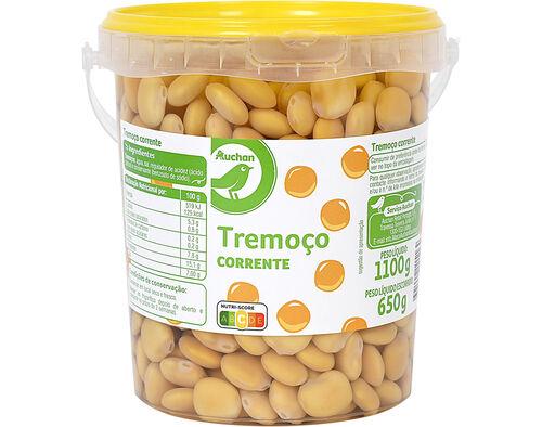 TREMOÇOS AUCHAN ESSENCIAL 650 G image number 0