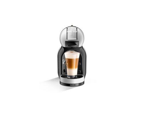 MAQUINA CAFE DOLCE GUSTO KRUPS CINZA/PRETO MINI ME KP123BP0 image number 3
