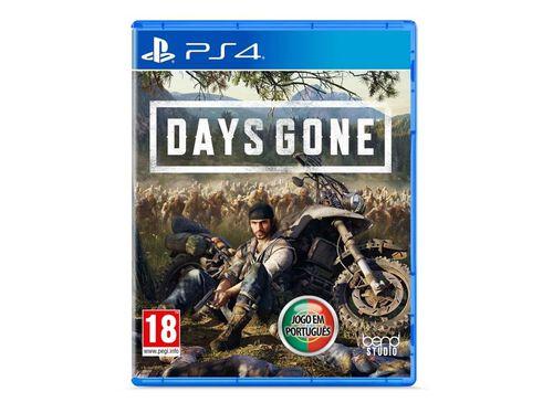 JOGO PS4 DAYS GONE image number 0