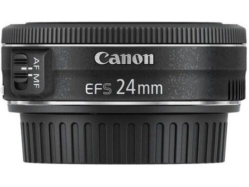 OBJECTIVA CANON EF-S 24MMF/2.8 STM 9522B005AA