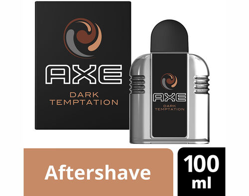 AFTER AXE DARK SHAVE TEMPTATION 100ML image number 0