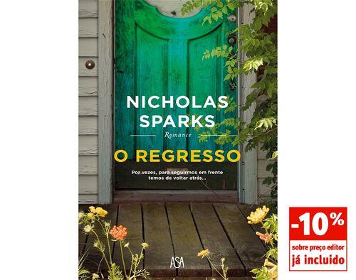 LIVRO O REGRESSO NICHOLAS SPARKS image number 0