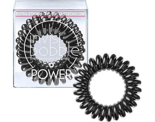 ELASTICO INVISIBOBBLE POWER TRUE BLACK 3UN image number 0