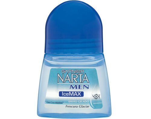 DEO ROLL ON NARTA ROLL-ON MEN ICEMAX 50 ML image number 0