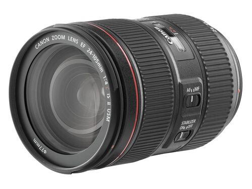 OBJECTIVA PARA REFLEX CANON EF 24-105MM F4L IS II USM 1380C005AA image number 0