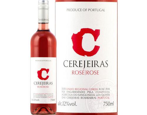 VINHO CEREJEIRAS ROSÉ LISBOA 0.75L image number 0