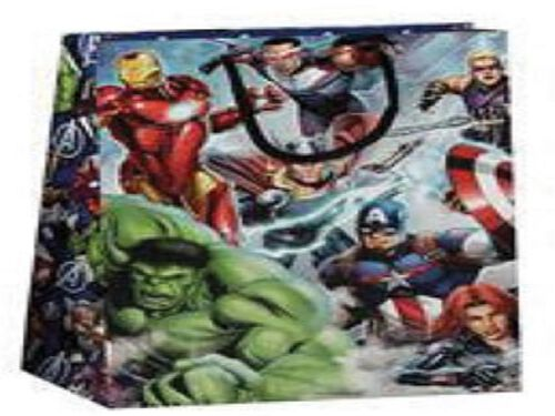 SACOS EMBRULHO AVENGERS 17X22X9 image number 1