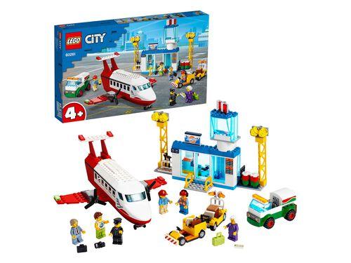 AEROPORTO LEGO CITY CENTRAL image number 1