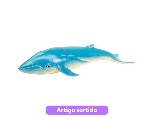 ANIMAIS MARINHOS ONE TWO FUN EM PLASTICO image number 4
