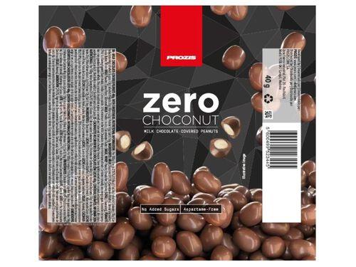 CHOCONUT PROZIS ZERO 40 G image number 1