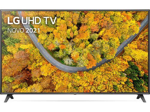 TV LG 55UP75006LF SMART 4K 55'' 139CM image number 0