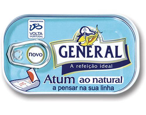 ATUM GENERAL AO NATURAL 110G image number 0