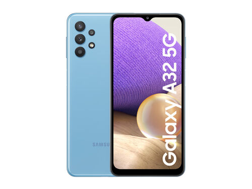 "SMARTPHONE SAMSUNG GALAXY A32 5G 4GB 128GB 6.5""AZUL image number 0"