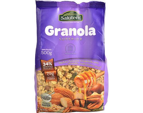 GRANOLA SALUTEM SUPERIOR 500G image number 0