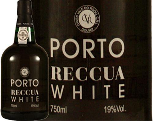 VINHO RECCUA PORTO WHITE 0.75L image number 0